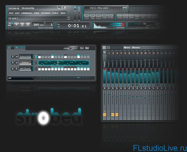 Free flp fl studio tutorial music video training video --- специально для тех