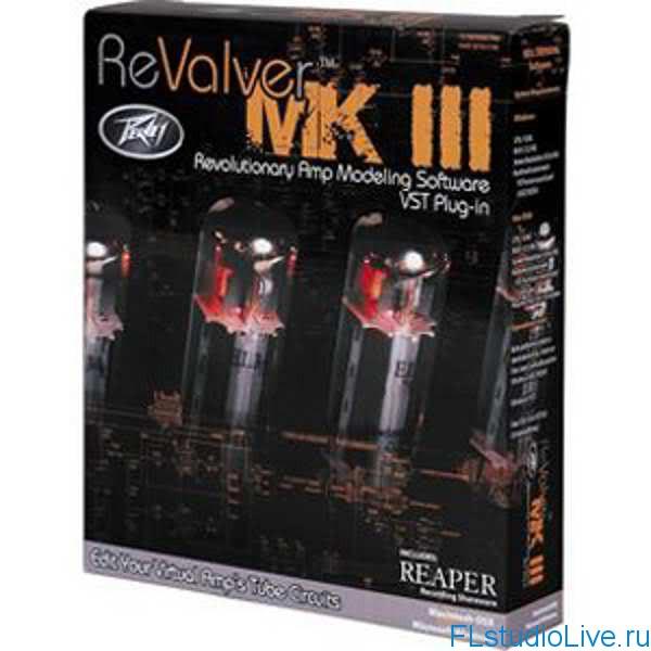 ReValver Mk III (VST) скачать бесплатно.